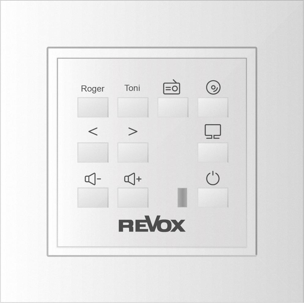 Reovx Voxnet Wandbedienung